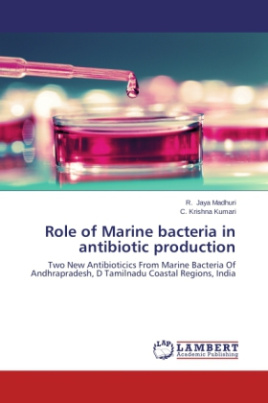 Role of Marine bacteria in antibiotic production