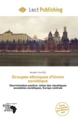 Groupes ethniques d'Union soviétique