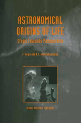 Astronomical Origins of Life