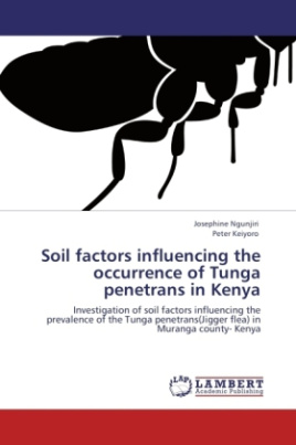 Soil factors influencing the occurrence of Tunga penetrans in Kenya