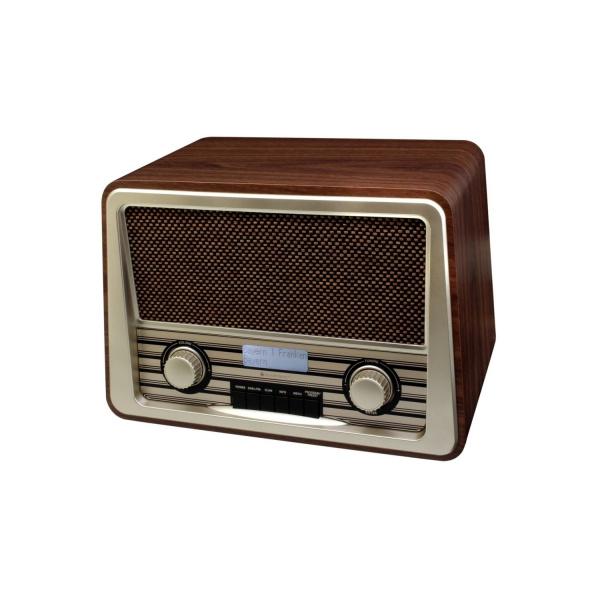 nsb neue schweizer b cherwelt nostalgie dab radio mit. Black Bedroom Furniture Sets. Home Design Ideas