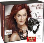 Andrea Berg - 20 Jahre Abenteuer EXKLUSIV + Atlantis + Ronny - Das Beste - Das große Lebenswerk