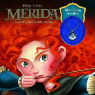 Merida - Legende der Highlands, m. Kette