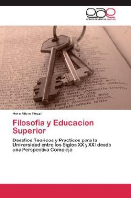 Filosofia y Educacion Superior