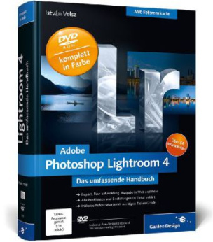 Adobe Photoshop Lightroom 4, m. DVD-ROM