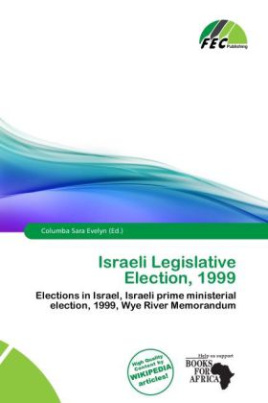 Israeli Legislative Election, 1999