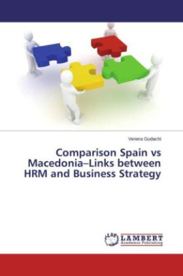 Comparison Spain vs Macedonia-Links between HRM and Business Strategy