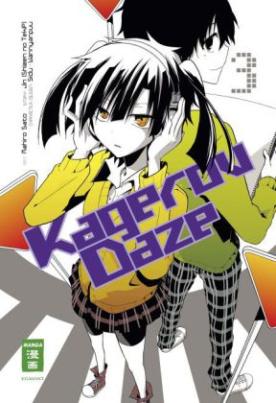 Kagerou Daze. Bd.3
