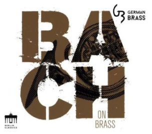 Bach on Brass, 1 Audio-CD