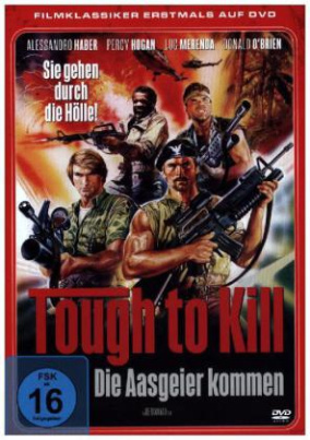 Tough To Kill - Die Aasgeier kommen, DVD