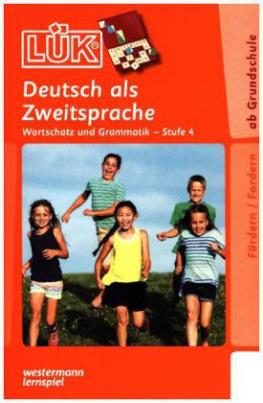 Deutsch als Zweitsprache. Tl.4