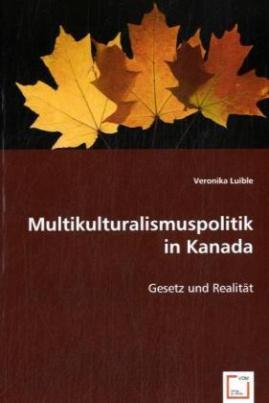 Multikulturalismuspolitik in Kanada