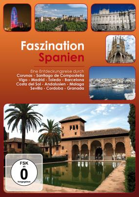 Faszination Spanien (DVD)
