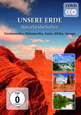 Unsere Erde - Naturlandschaften (DVD)