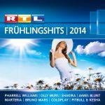 RTL Frühlingshits 2014 (2CDs)