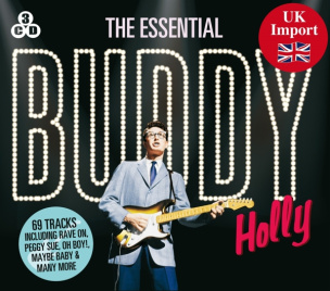 The Essential Buddy Holly